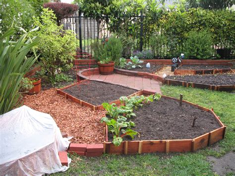 backyard vegetable garden outdoor furniture design