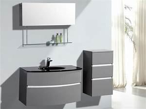 Meuble Pour Petite Salle De Bain : meuble de salle de bain la solution pour une salle de ~ Dailycaller-alerts.com Idées de Décoration