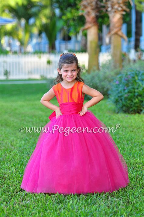island wedding flower girl dresses   year pegeen