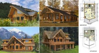 Stunning Cottage Layouts Ideas by Log Home And Log Cabin Floor Plans Between 1500 3000