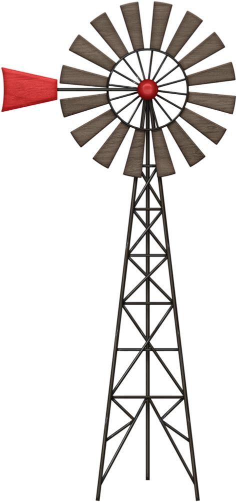 Windmill Clipart Farmyard Friends Clip Farm Ranch