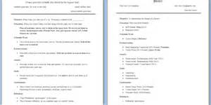 What Should Go On A Resume For A by Update 3952 What To On Your Resumes 31 Documents Bizdoska