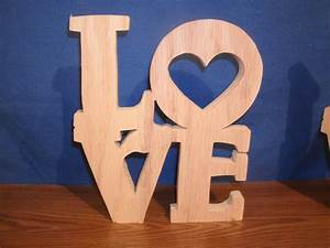 wooden love wooden letters 8 love free With wooden love letters