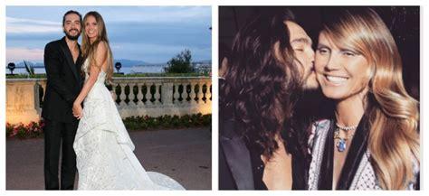 Supermodel Heidi Klum 'secretly Marries Tokyo Hotel