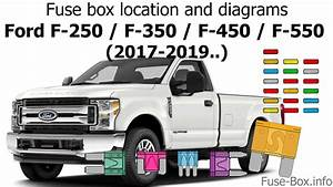 Diagram  2001 Ford F450 Fuse Box Full Version Hd Quality Fuse Box