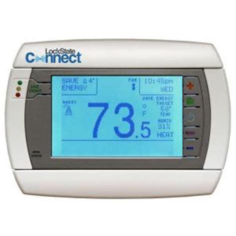 rent heat ls lockstate 7 day digital programmable thermostat ls 90