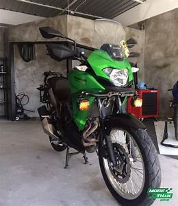 Kawasaki Versys X-300 Users Manual