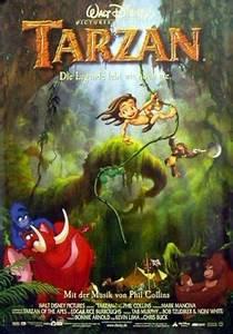 Tarzan Poster from Germany | DISNEY'S TARZAN | Pinterest ...