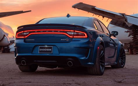 dodge charger srt hellcat widebody wallpapers