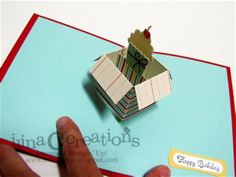 pop up card box template christmas creativity within tutorials and templates