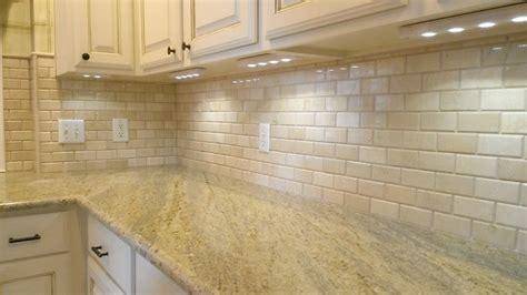 kitchen backsplash 2 quot x 4 quot crema marfil beveled subway