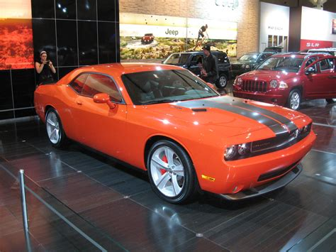 2008 Dodge Challenger Information And Photos Zombiedrive