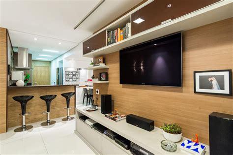 sala sofa preto e painel famosos decora 231 227 o para painel de sala ww14 ivango