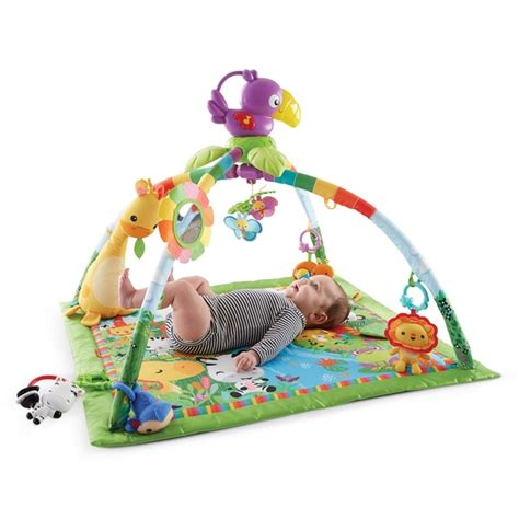 fisher price rainforest play mat fisher price rainforest lights deluxe