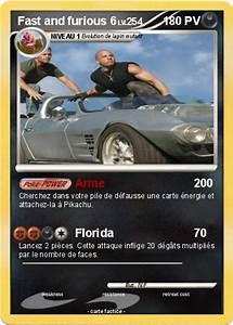 Dessin Fast And Furious : pok mon fast and furious 6 3 3 arme ma carte pok mon ~ Maxctalentgroup.com Avis de Voitures