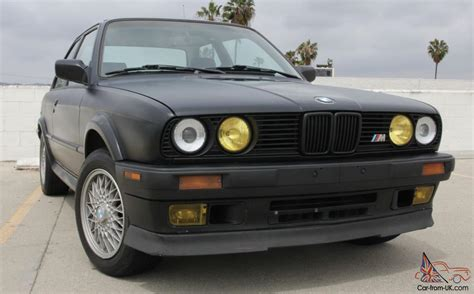 1988 Bmw 325ix Rare Awd 5 Speed Coupe