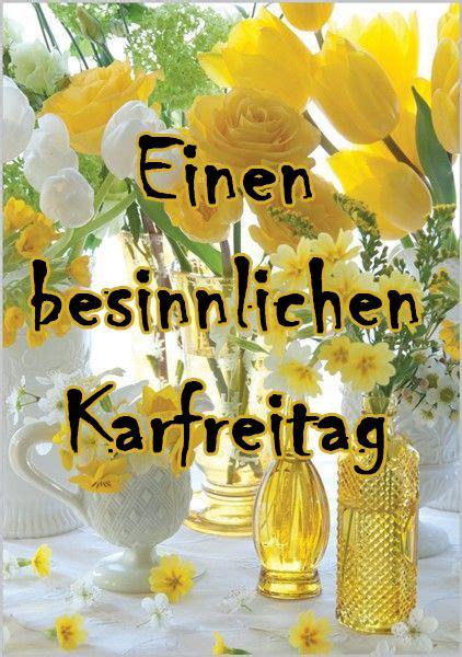 green pictures karfreitag