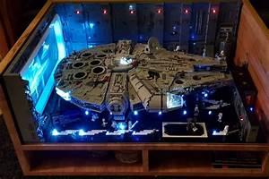 Lego Led Beleuchtung : lego star wars ucs millennium falcon 75192 beleuchteter hangar ~ Orissabook.com Haus und Dekorationen