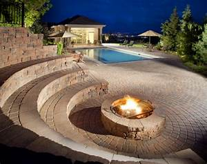 Outdoor Fire Pit Contractor Delray Beach