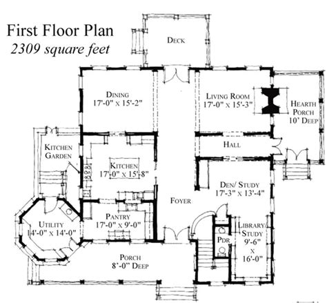 Historic House Floor Plans by House Plan 73837 At Familyhomeplans