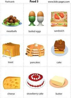 food cooking images english vocabulary
