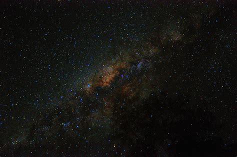 The Milky Way   Taken from Ankarafantsika National Park ...