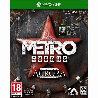 Exodus Edition Aurora Metro
