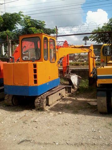mini excavator komatsu pc  auction  sale  cebu mandaue  adpostcom classifieds