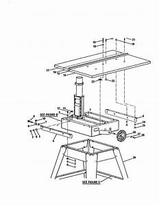 Table Dimensions For Craftsman Radial Arm Saw
