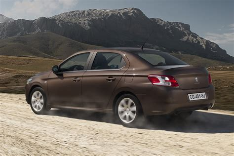 All New Peugeot 301 Sedan Pictures And Details Autotribute