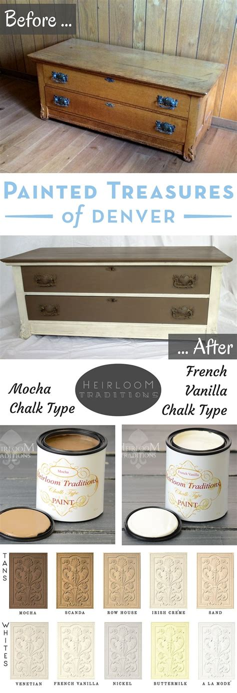 gorgeous neutrals i repainted this beautiful chest of