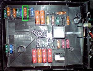 2012 Vw Cc Fuse Panel  Diagram  Auto Fuse Box Diagram