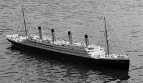 Titanic Boat Pictures by Rc 1 150 Scale Rms Titanic Ready To Run The Scale