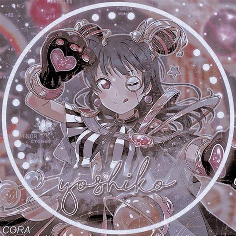 Yoshiko Pfp 🪐 Editing And Designing Amino