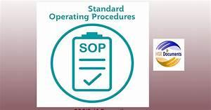 Site Operating Procedures