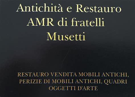 Padova Restauro Vendita Antichità ARREDAMENTO