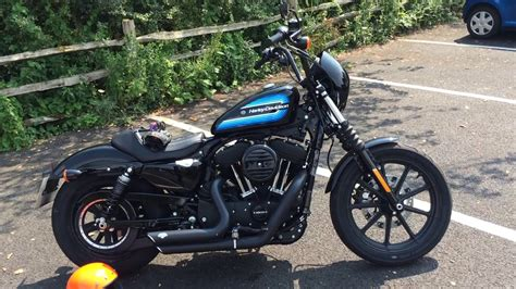 Review Harley Davidson Iron 1200 by Harley Davidson Iron 1200 Uk Review