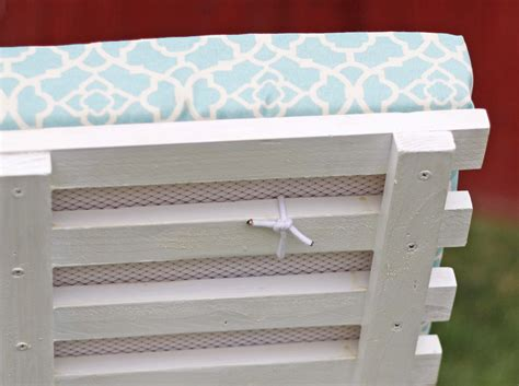 chaise turquoise white turquoise chaise lounger diy projects