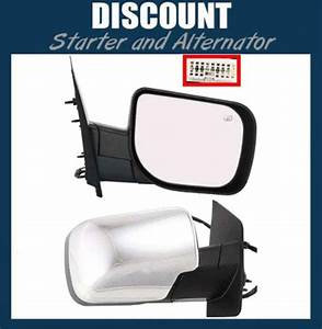 Buy Today New Passenger Side Mirror Rh 2004