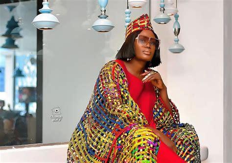 fashion brand claturally fixes up nana akua addo this