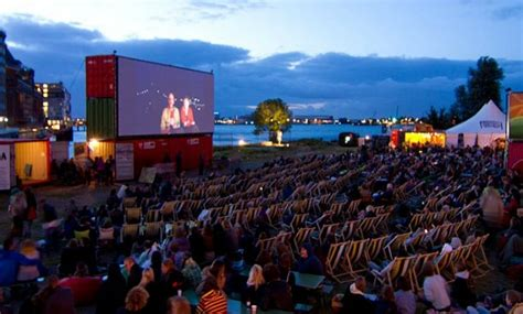 outdoor cinema film screenings  amsterdam