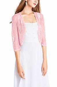 timormode elegant bolero femme mariage impression de rose With veste pour robe de soirée