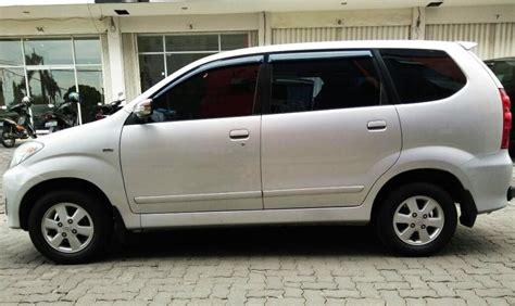 Modivikasi Mobil Avanza G 1 3 by 2009 Toyota Avanza 1 3 G Mpv Tangan Pertama No Modif