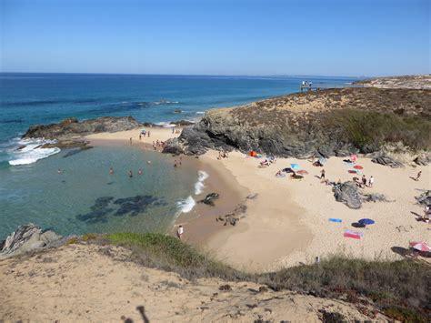O melhor Alentejo do Mundo: Praia do Malhão ( Vila Nova de ...