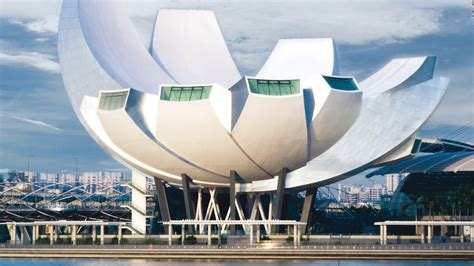 Building The Future Singapore Stunning Architectural