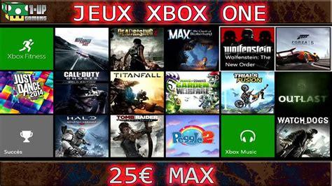 [astuce Xb1] Partage De Jeux Xbox One  Moins 65% Sur Tous