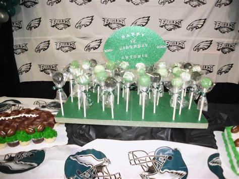 Philadelphia Eagles Birthday Party Ideas  Photo 16 Of 23