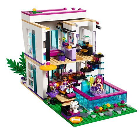 hotel avec dans la chambre lego 41135 la maison de la pop livi