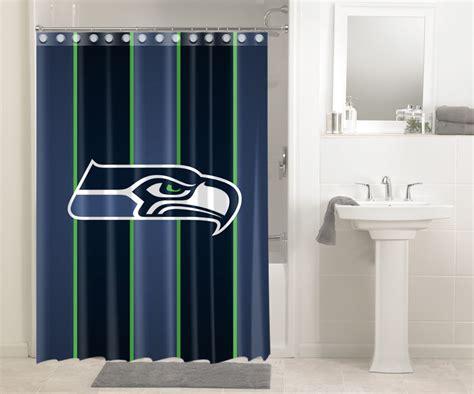 seattle seahawks nfl football 534 shower curtain