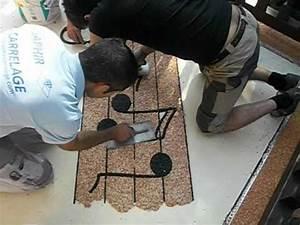 Tapis De Pierre : tapis de pierre 1 3 youtube ~ Melissatoandfro.com Idées de Décoration